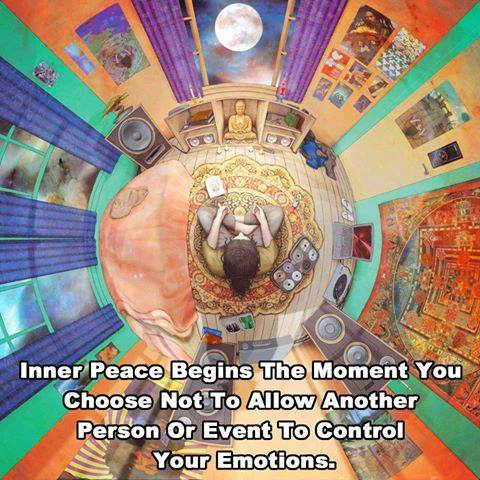 Inner Peace is Where Easy Living Begins