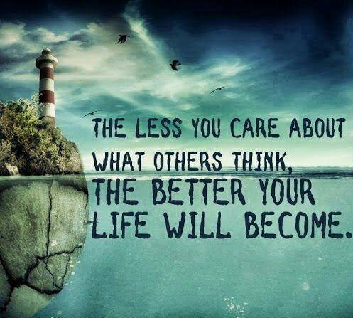 Where Easy Living Begins - The less you care about what others think, the better your life will become.Where Easy Living Begins - The less you care about what others think, the better your life will become.