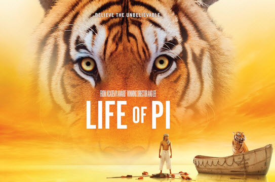Life of Pi - Recommended Reading from Where Easy Living Begins