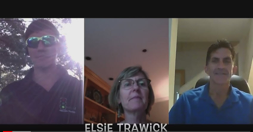 Tarryn Hoff and Todd Stewart talk with Elsie Trawick about gluten and going gluten free on GoTarryn TV. This is Where Easy Living Begins.